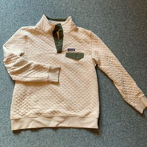 PATAGONIA Quilted Snap Up